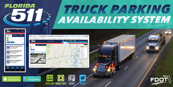 Truck Parking Availability System