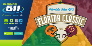 Head to the Florida Classic with FL511