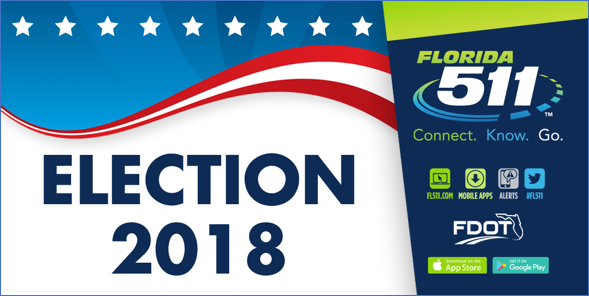 Elect to Use FL511 for Election Day