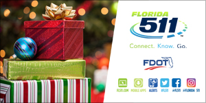 Enjoy the holiday travels by using FL511