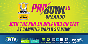 Travel like an All-Pro to the NFL Pro Bowl with FL511