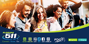 Use FL511 during spring break and all year-round