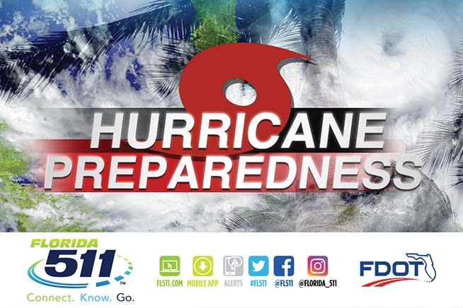 The FL511 Hurricane Preparedness Toolkit